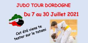 Judo Tour Dordogne